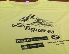 mineralia® patrocina la 1era Mitja Marató de Figueres
